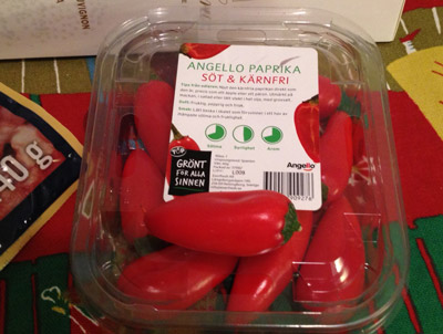 Angello paprika